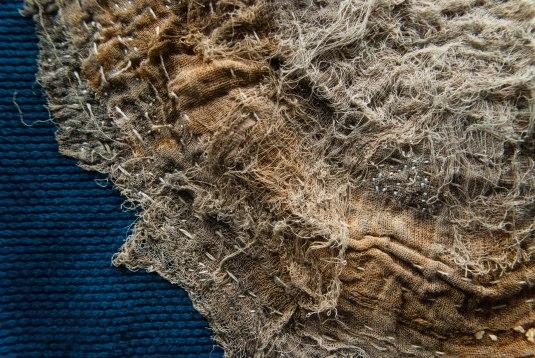 Stitched detail, Brutal Warrior, by @spottedhyenas