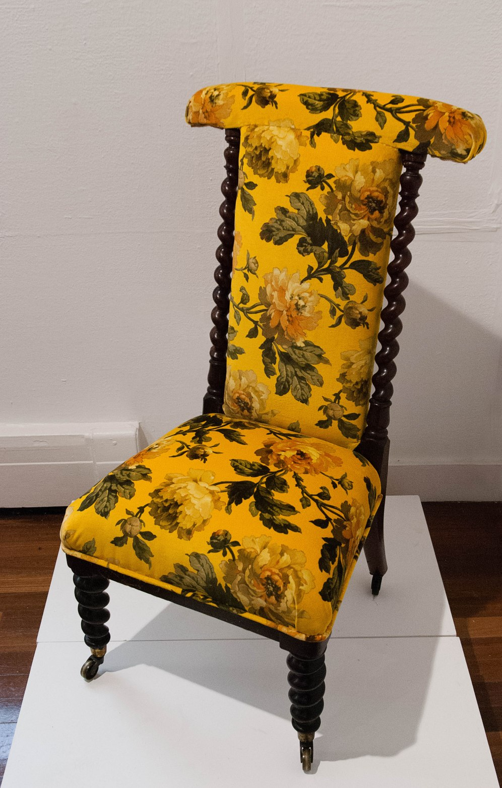 Victorian Prayer Chair By Joanna Doyle