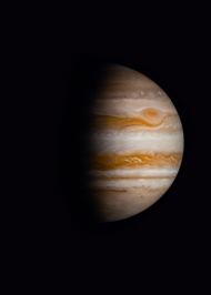 Stormy Jupiter