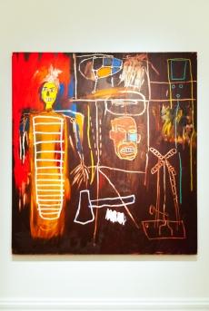 Air Power, Jean-Michel Basquiat 1984