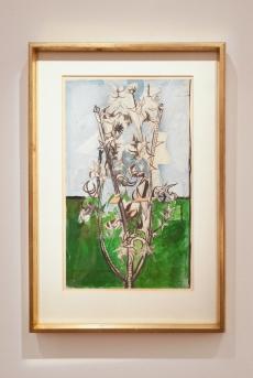 Thorn Bush, Graham Sutherland 1947