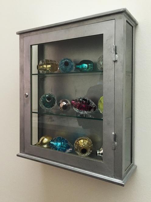 Natura Morta (Medicine Cabinet) 2012