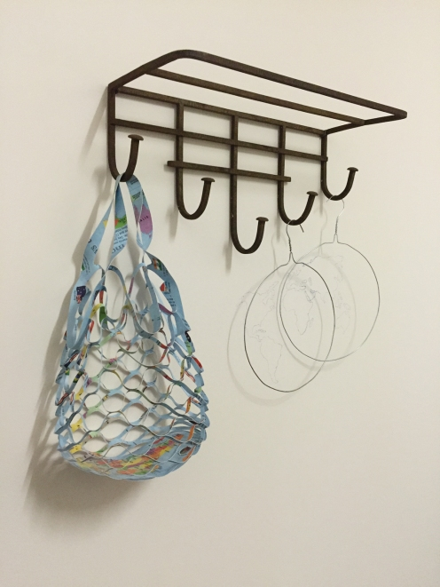 Untitled (Rack) 2011, Mona Hatoum
