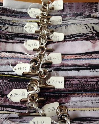 Judith Isaac-Lewis - Aberfan Handkerchief Project