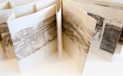 Land Lines and Fragments, Amanda Hislop