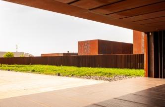1 Musée Soulages exterior