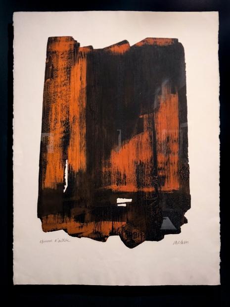 19 Eau-forte XVI, 1961