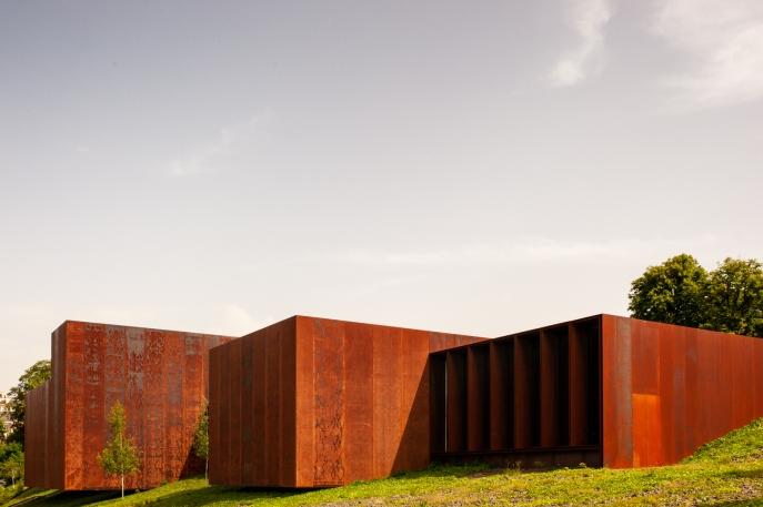 4 Musée Soulages exterior